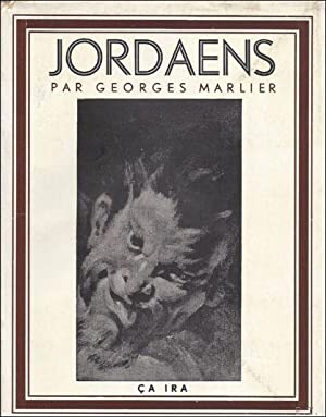 JORDAENS (numéroté),: MARLIER, Georges;