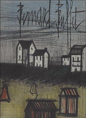 Marvelous Bernard Buffet Lithographs 1952 1966 Abebooks Beutiful Home Inspiration Ponolprimenicaraguapropertycom