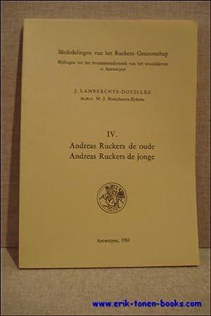 Andreas Ruckers de oude , Andreas Ruckers: Lambrechts-Douillez, Jeannine