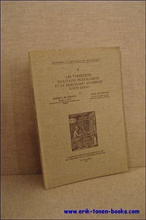 LES TAPISSERIES D'OCTAVIO PICCOLOMINI ET LE MARCHAND: BLAZKOVA, Jarmila et