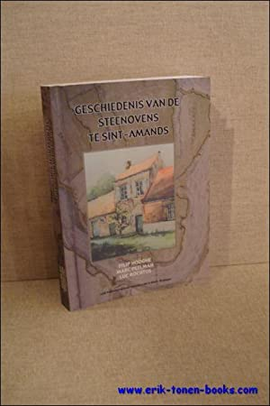 geschiedenis van de Steenovens van Sint Amands: Filip Hooghe, Marc Peelman en Luc Rochtus