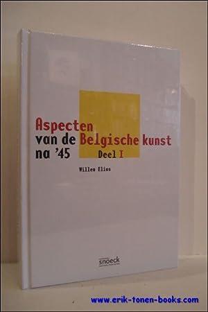 ASPECTEN VAN DE BELGISCHE KUNST NA '45.: ELIAS, Wim.