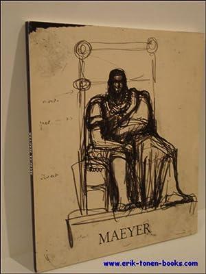 RETROSPECTIEVE MARCEL MAEYER.: VAN DAMME, CLAIRE/