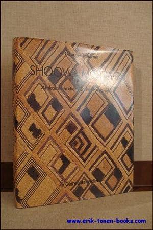 Shoowa Motieven, afrikaans textiel van het Kuba-rijk: Georges Meurant
