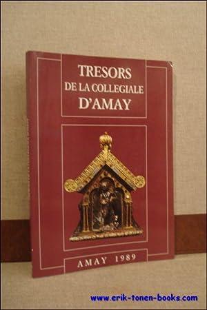 TRESORS DE LA COLLEGIALE D'AMAY,: N/A;