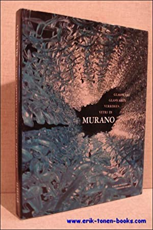 I Vetri di Murano , Glassware of Murano, Glassware, Glaswaren, Verreries, Vetri Di Murano: ...