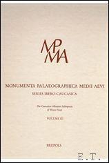 Caucasian Albanian Palimpsests of Mount Sinai. Volume III: The Armenian Layer,: J. Gippert (ed.);