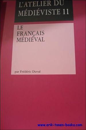 français médiéval: F. Duval