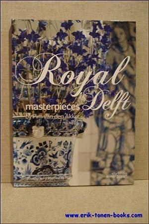 Royal Delft Masterpieces.: Pim van den Akker / Martien de Man (fotogr.)