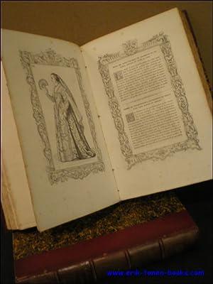 COSTUMES ANCIENS ET MODERNES/ HABITI ABTICHI ET MODERNI DI TUTTO IL MONDO. (2 tomes).: ...