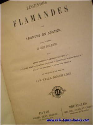 Légendes Flamandes. Félicien Rops: De Coster Charles / Félicien Rops.