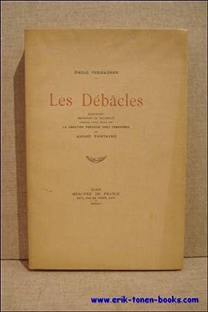 LES DÉBACLES.: Verhaeren Émile.