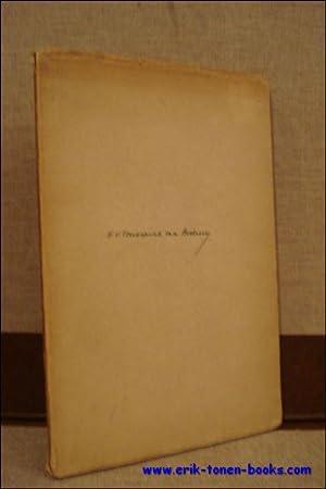 DE DOODE DIE ZICH NIET VERHING,: VAN BOELAERE , F.V. Toussaint;