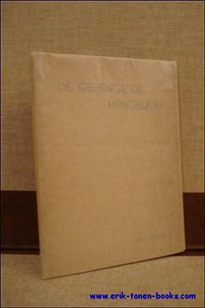 DE GEHENGELDE HENGELAAR, met handschrift.: TRALBAUT, Mark;