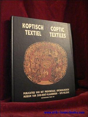 Koptisch Textiel uit Vlaamse privé-verzamelingen - Coptic Textiles from Flemish private ...
