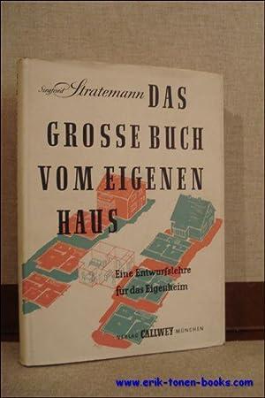 grosse Buch vom eigenen Haus.: Stratemann, Siegfried.
