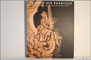 Triumph der Phantasie. Barocke Modelle von Hildebrandt bis Mollinarolo.: KRAPF, Michael.