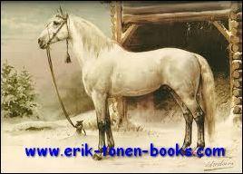 Eerelman. Paardenrassen Kunstalbum MET 41 ORIGINELE LITHO'S: Quadekker, EERELMAN, O.