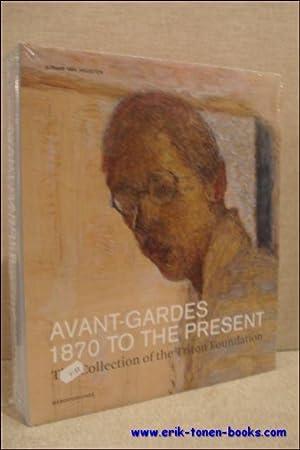 AVANT - GARDES 1870 TOT THE PRESENT.: VAN HEUGTEN, Sjraar;