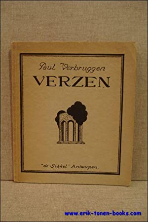Verzen.: Paul Verbruggen.
