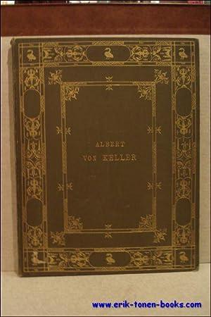 Zwanzig Photogravüren vom Künstler autorisierte Ausgabe. Albert von Keller.: Albert von ...