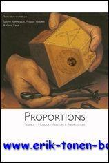 Proportions. Science, Musique, Peinture et Architecture,: S. Rommevaux, P. Vendrix, V. Zara (eds.);