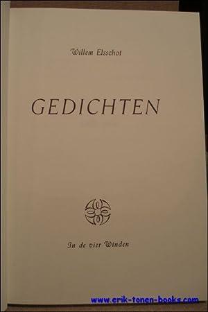 GEDICHTEN. HERDRUK EDITIE 1954 GEPUBLICEERD DOOR DE VIER WINDEN.: ELSSCHOT, Willem.