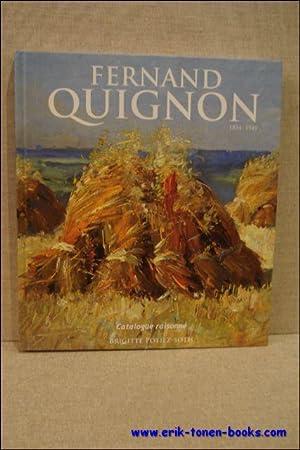 FERNAND GUIGNON 1854 - 1941. CATALOGUE RAISONNE,: POITIEZ-SOTH, Brigitte;