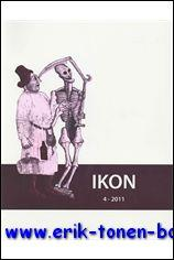 Ikon 4/2011 Journal of Iconographic Studies,: M. Vicelja (ed.);