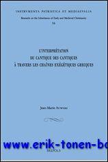 interprétation du Cantique des cantiques à travers: J.-M. Auwers;
