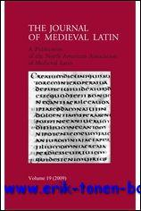 Journal of Medieval Latin 19/2009,: N/A;
