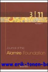 Journal of the Alamire Foundation 3/2 - 2011,: N/A;