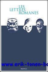 lettres romanes - 62.1-2 (2008) ,: N/A;