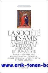société des amis à Rome et dans la littérature médiévale ...