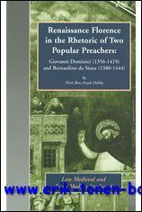 Renaissance Florence in the Rhetoric of Two Popular Preachers Giovanni Dominici (1356-1419) and ...