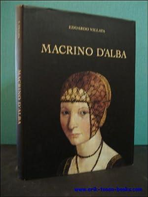 MACRINO D'ALBA,.: VILLATA, Edoardo.