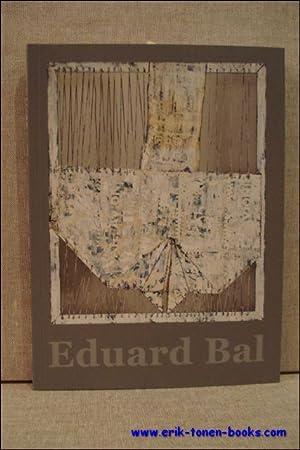 Eduard Bal.: Ernest Van Buynder (tekst).