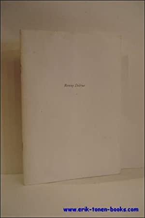RONNY DELRUE.: LAMBRECHT, Luk.