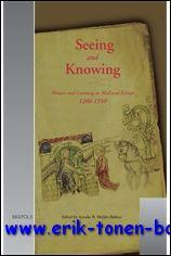 Seeing and Knowing Women and Learning in Medieval Europe, 1200-1550,: A. B. Mulder-Bakker (ed.);