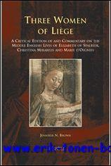 Three Women of Liège A Critical Edition: J. Brown;