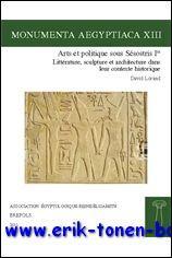 Arts et politique sous Sésostris Ier Littérature, sculpture et architecture dans leur...