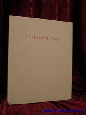 Ctalogue Museum Kurhaus Kleve.: Thorpe, David /