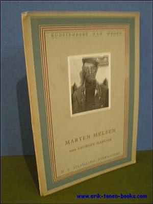 MARTEN MELSEN.: MARLIER, Georges.