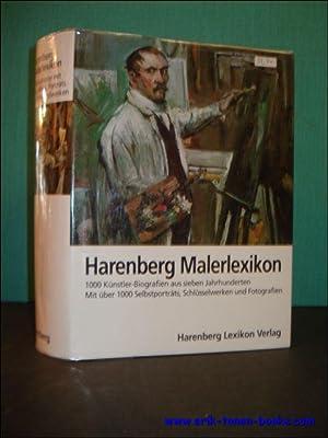 HARENBERG MALERLEXICON. 1000 KUNSTLER-BIOGRAFIEN AUS SIEBEN JAHRHUNDERTEN,: SCHMIED, Wieland ( ...
