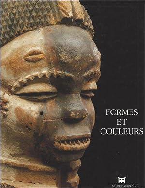 Formes et couleurs, Sculptures de l'Afrique noire,: Falgayrettes Leveau, Christiane,