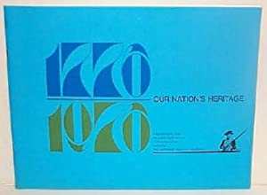 1776 1976 Our Nation's Heritage