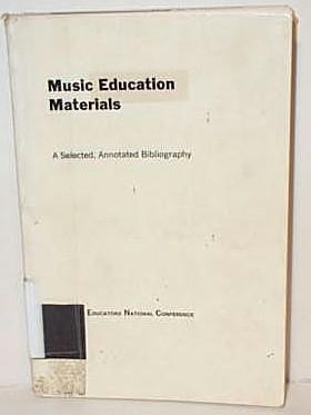 Music Education Materials