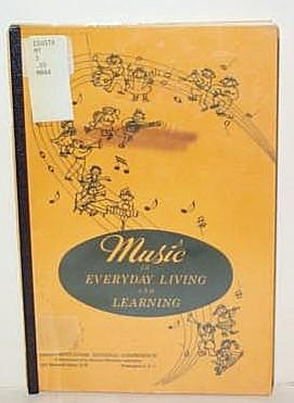 Music in Everyday Living and Learning