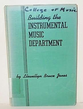 Building the Instrumental Music Department