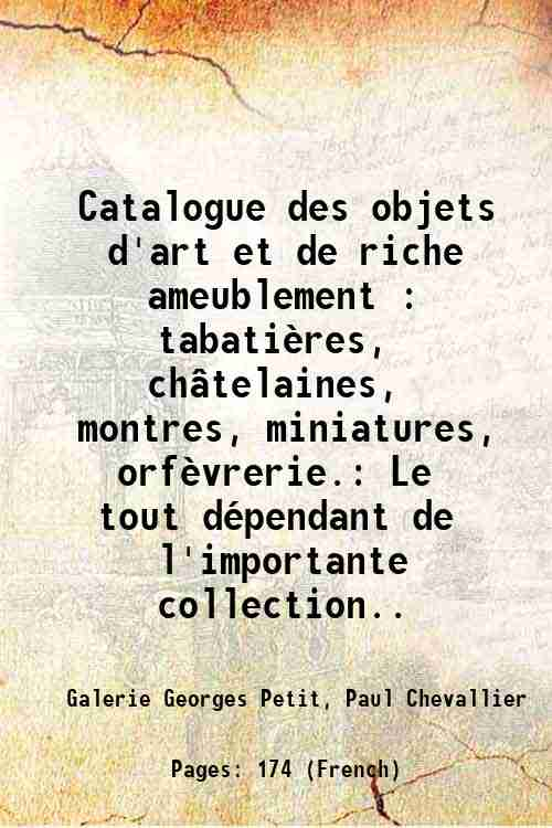 38729ac598ed0 collection d'objets miniatures - AbeBooks